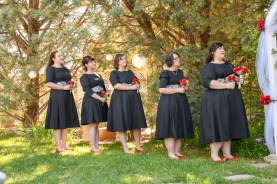 Brides Maids- Cottonwood AZ wedding