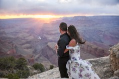 4.27.18 Elopement at Lipan Point Grand Canyon South Rim Photography by Terri Attridge-139