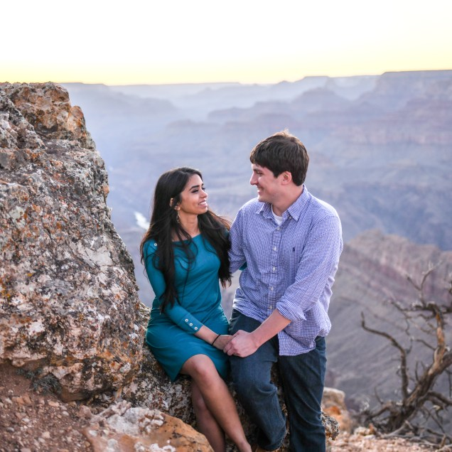 9.21.18 Engagement Proposal at Grand Canyon photography by Terri Attridge-37
