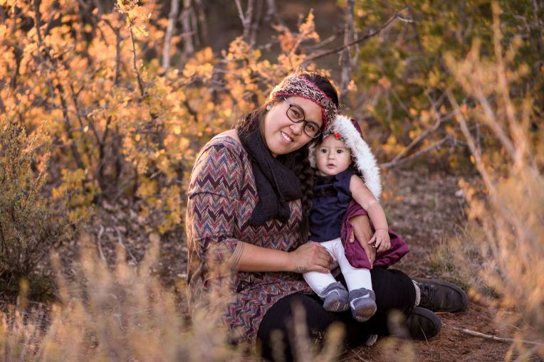 Mommy and me photos Arizona