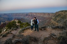 11.10.18 MR Engagement Photos at Grand Canyon photography by Terri Attridge-27