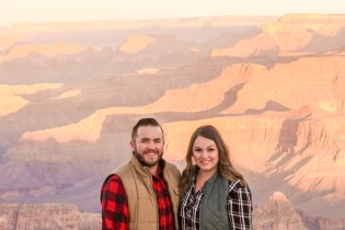 11.12.18 MR Cooper and Erin couples portraits at Grand Canyon photography by Terri Attridge-45