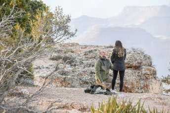 11.17.18 MR Grand Canyon Sunset Surprise Engagement Couples Photos photography by Terri Attridge-236