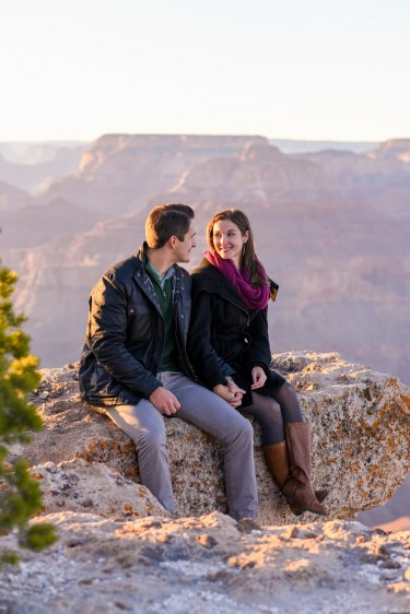 11.6.18 M MR Lauren and Andrew Grand Canyon Engagement photography by Terri Attridge-207