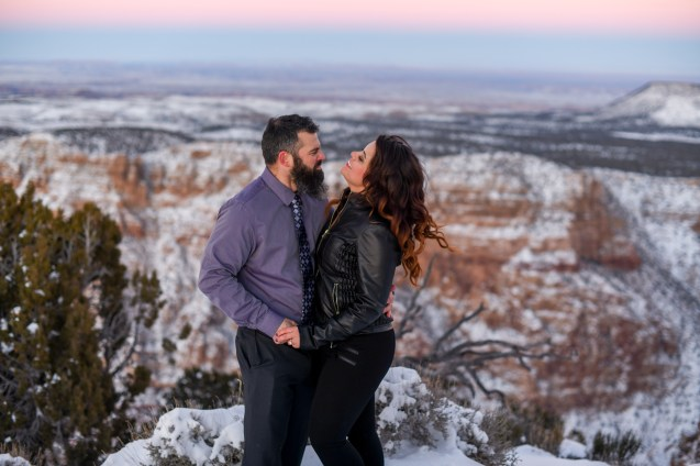 1.2.19 MR Surprise Engagement Photos Kevin and Vanessa Grand Canyon photography by Terri Attridge-2