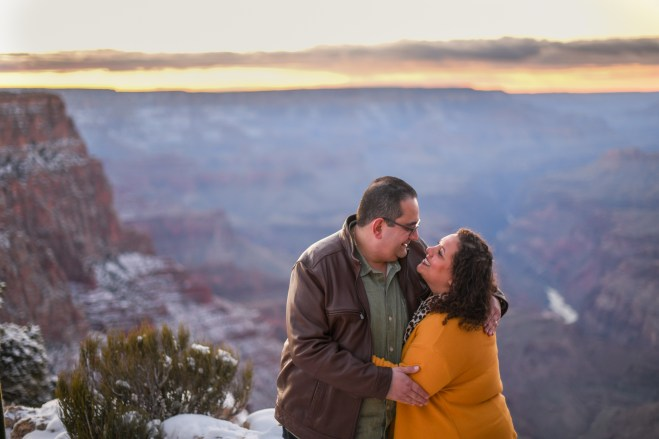 12.28.18 MR Family photos at Grand Canyon Lipan Point photography by Terri Attridge-14