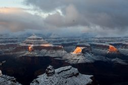 2.23.19 MR Grand Canyon Villiage in snow photography by Terri Attridge-51