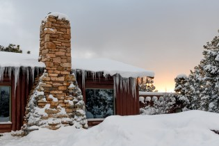 2.23.19 MR Grand Canyon Villiage in snow photography by Terri Attridge-54