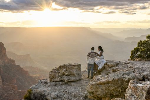 3.23.19 MR Engagement Photos at Grand Canyon photography by Terri Attridge-101
