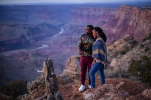 3.23.19 MR Engagement Photos at Grand Canyon photography by Terri Attridge-18