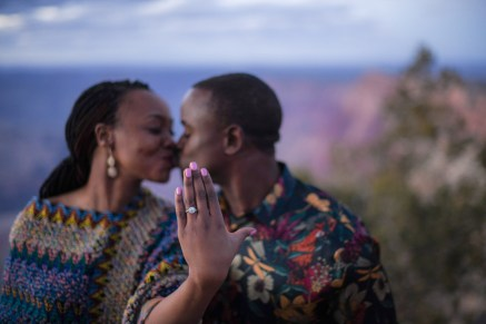 3.23.19 MR Engagement Photos at Grand Canyon photography by Terri Attridge-27