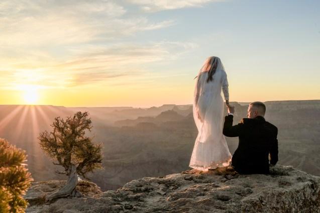 3.30.19 MR Elopement photos at Grand Canyon photography by Terrri Attridge261