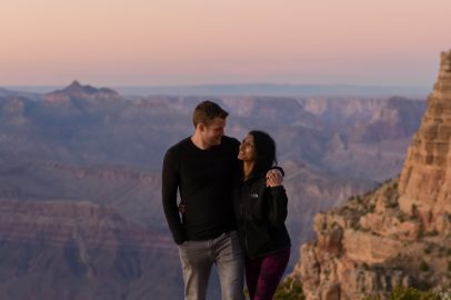 11.3.19 Grand Canyon Engagement photography by Terri Attridge-44