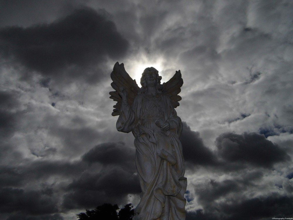 Angels In The Graveyard (1/4)