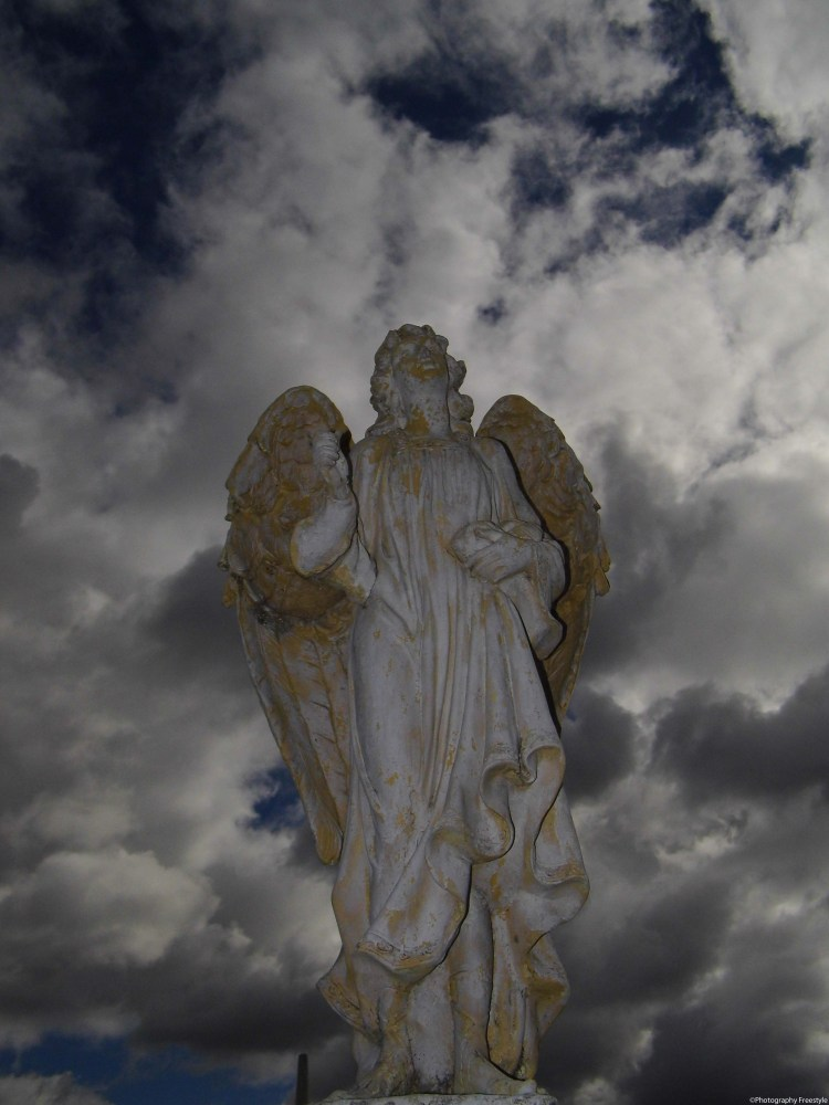 Angels In The Graveyard (3/4)