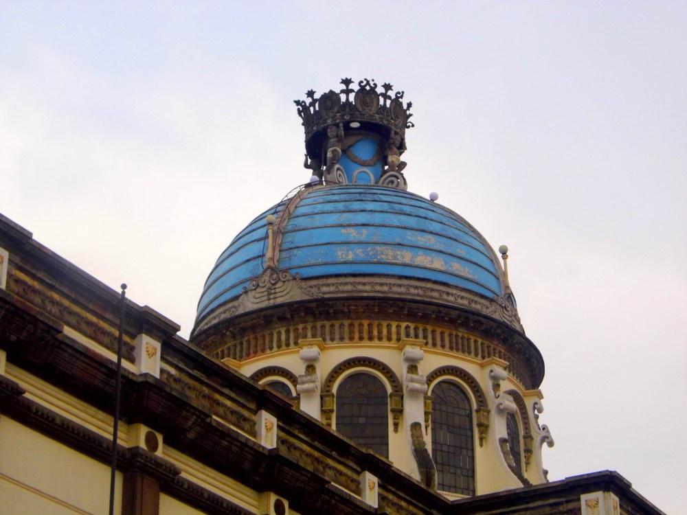 Churches and Sanctuaries (2/6)