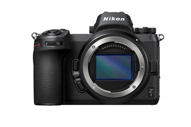 Nikon Z7 Front