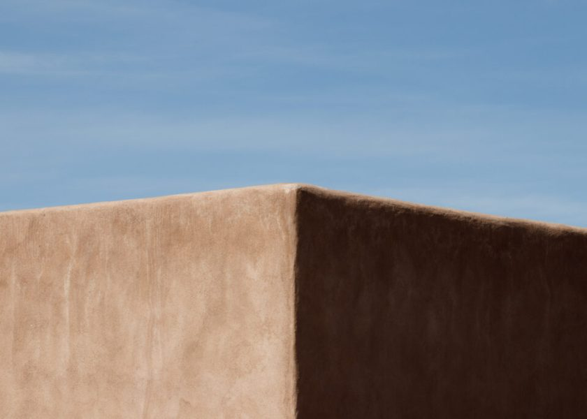 Semi-Abstract Architectural Photo