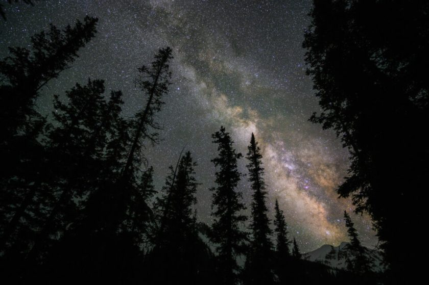 Star Stacking Final Image