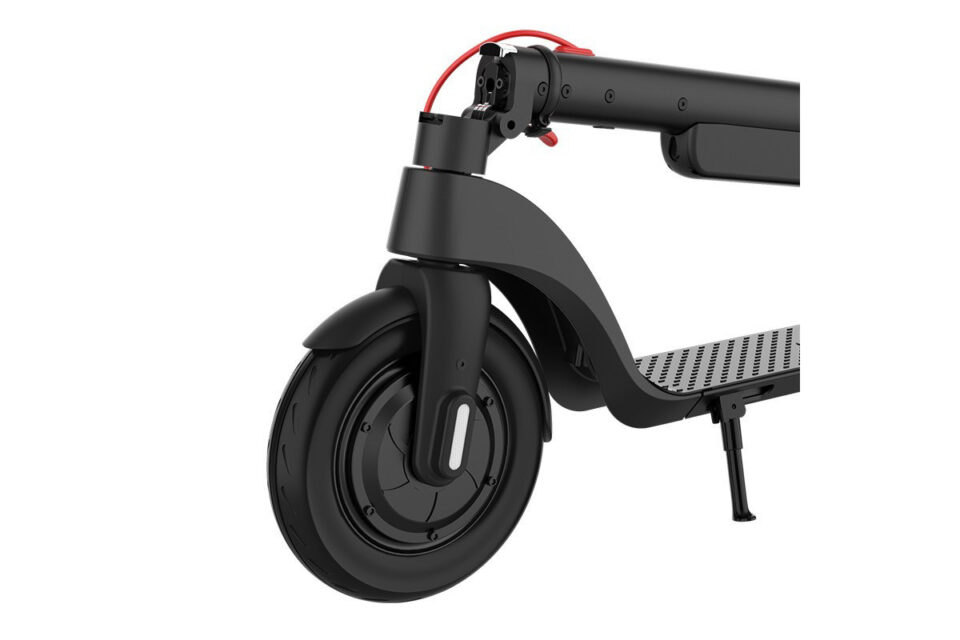 Turboant E-Scooter Front Wheel Reduced