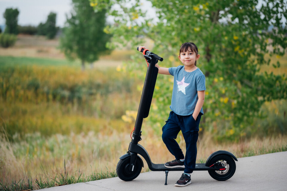 Turboant Electric Scooter #10