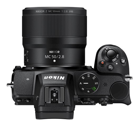 MC 50mm 2.8 Macro Nikon Z on Z5