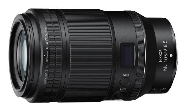 Nikon Z MC 105mm f2.8 VR S Macro
