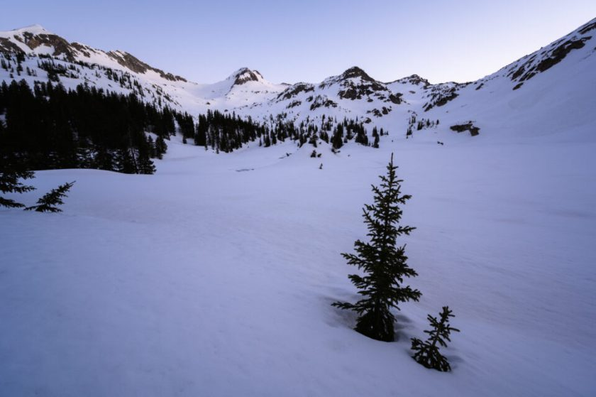 Nikon Z6 with 14-30mm f4 Sample Landscape Photo