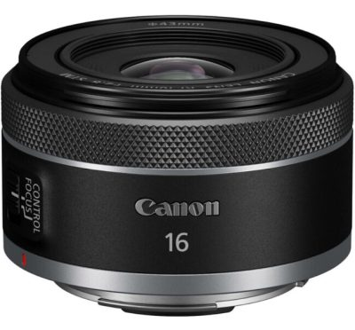 Canon RF 16mm f2.8 Official Product Photo