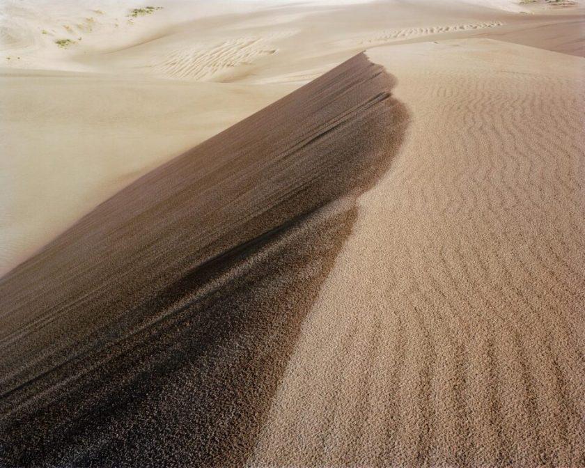 Great Sand Dunes Golden Light 4x5