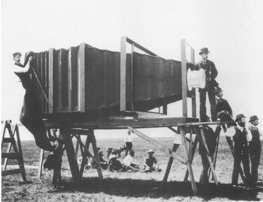 Ultra Large Format Camera