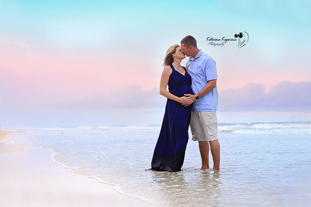Maternity Photographer Palm Coast Florida