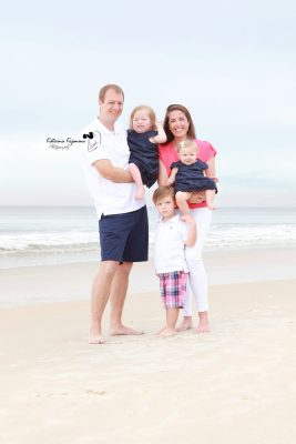 Family Photographer in Hammock Beach Resort and Palm Coast Florida