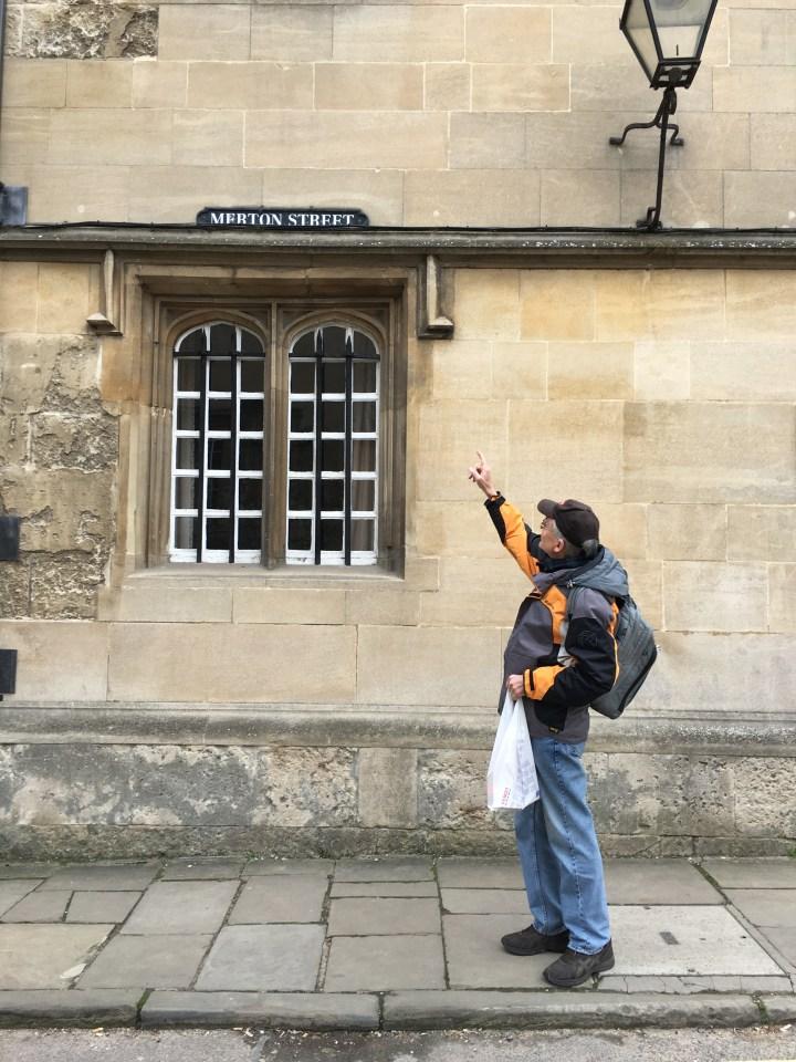 Merton Street, Oxford