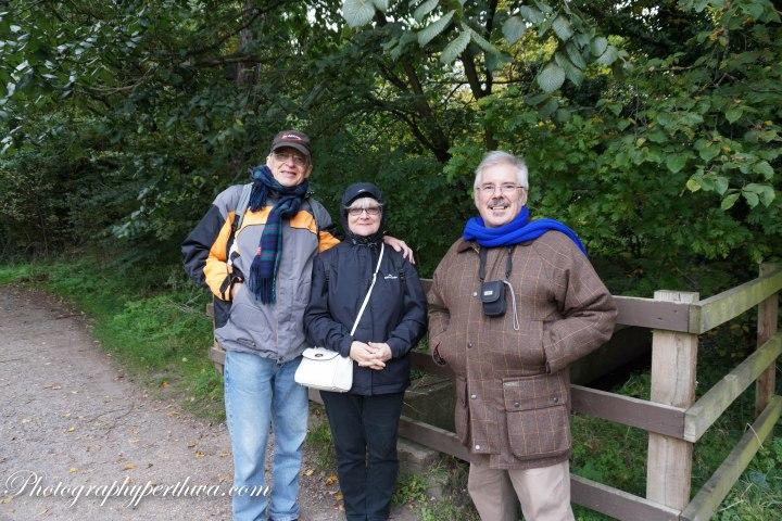 Stephen, Susan and Ken