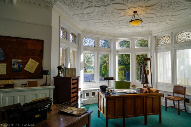 Office in The Mansion, BP