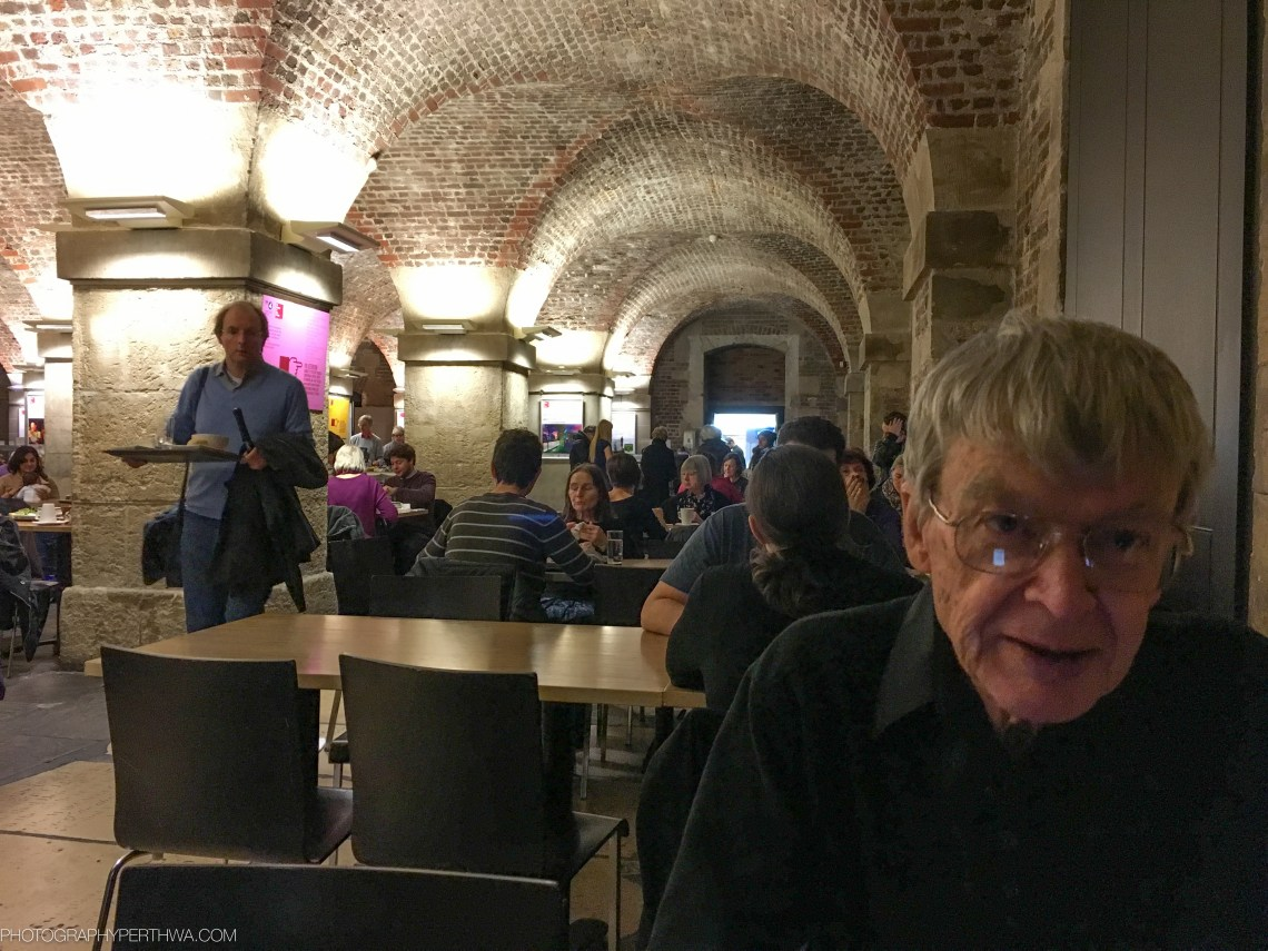 St Martin in the Fields Cafe