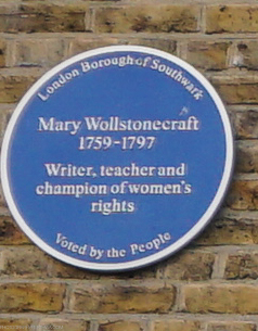 Mary Wollstonecraft 1759-1797
