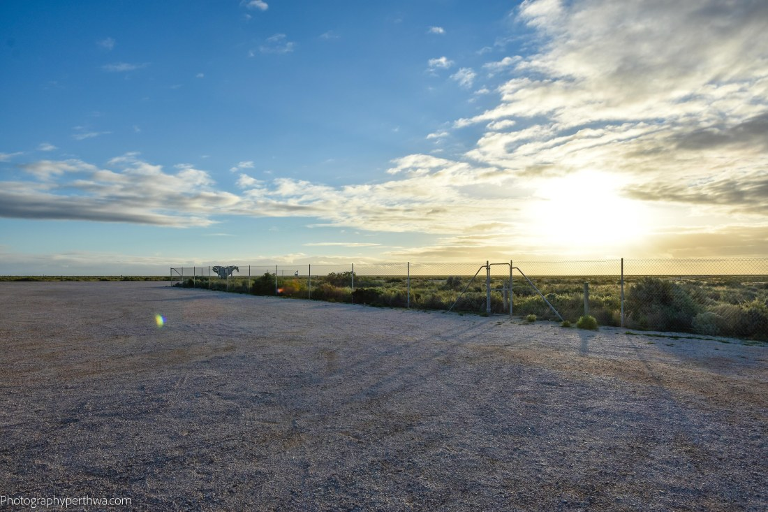 Head of Bight free camping area (1 of 1)