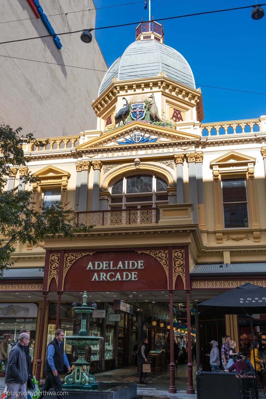 Adelaide Arcade (1 of 1)