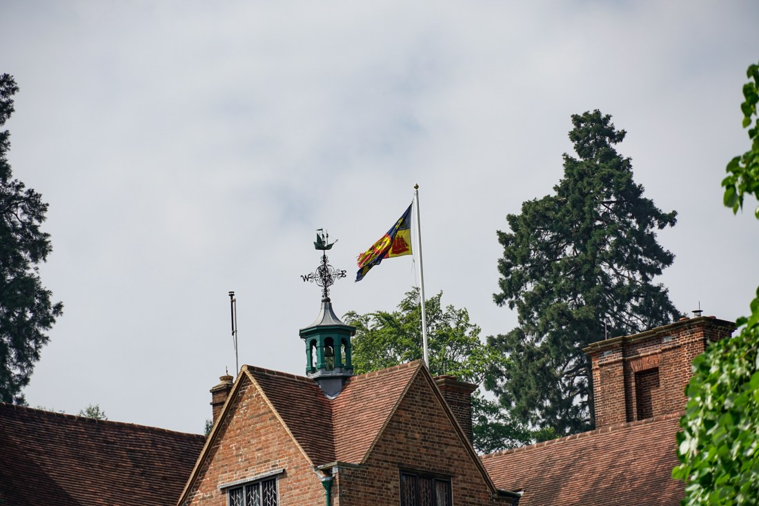 Chartwell flag (1 of 1)