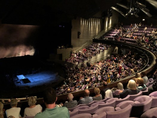 Interior of National Theatre - 1