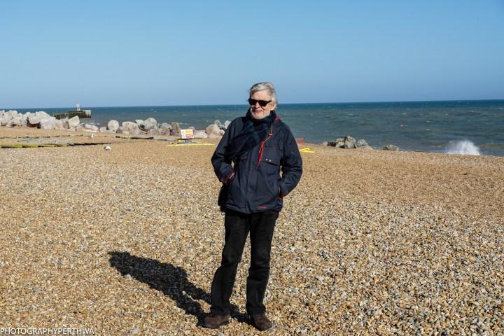 Stephen on pebble beach (1 of 1)
