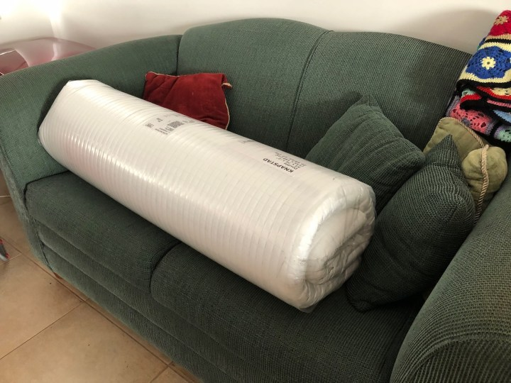 mattress pad - 1