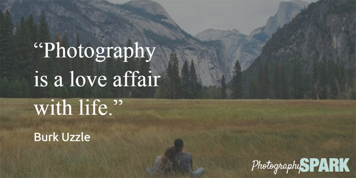 23 Most Famous   Inspirational Photography Quotes Photography is a love affair with life  Check out more famous  photographyquotes here