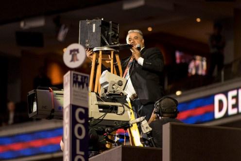Abbas Shirmohammadi making DNC Panoramic photo