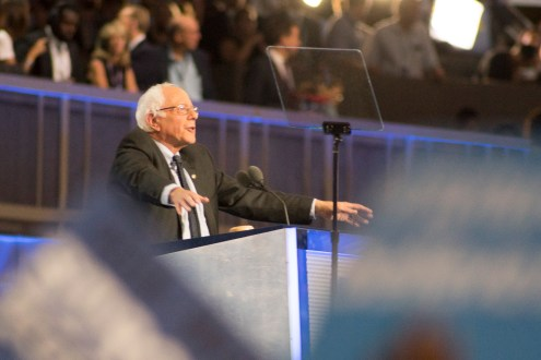 Bernie Sanders DNC_1