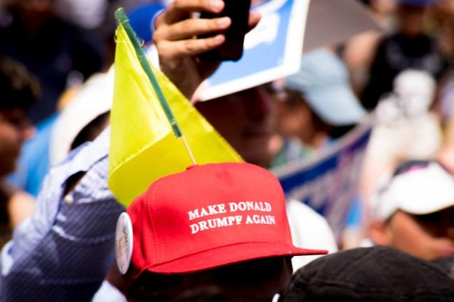 Make Donald Dumpf Again