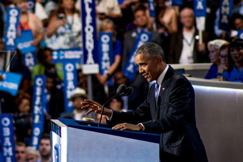 POTUS Barack Obama