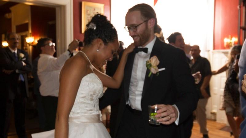 Shannon & Rodrigo Wedding Reception